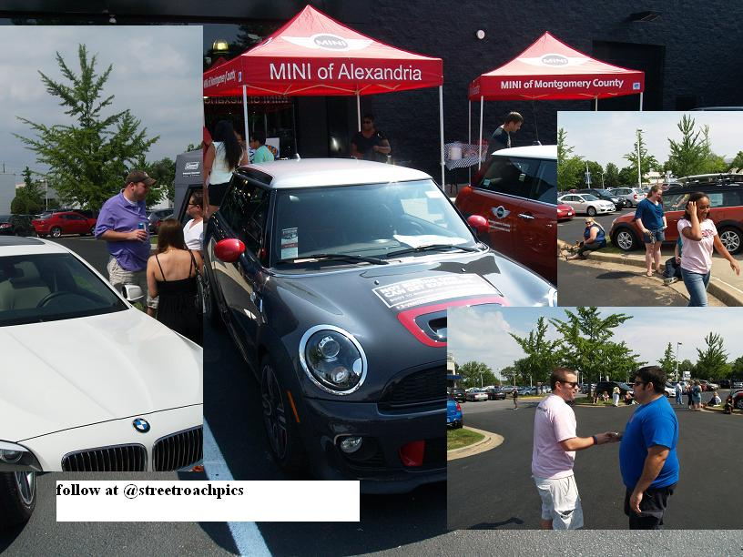 picture of mini cooper in maryland
