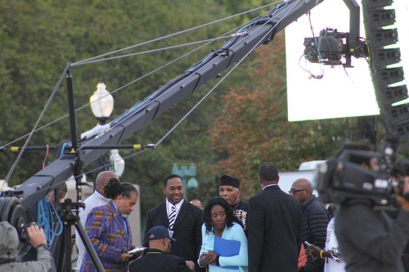 pictures from million man march just or else rev willie wilson